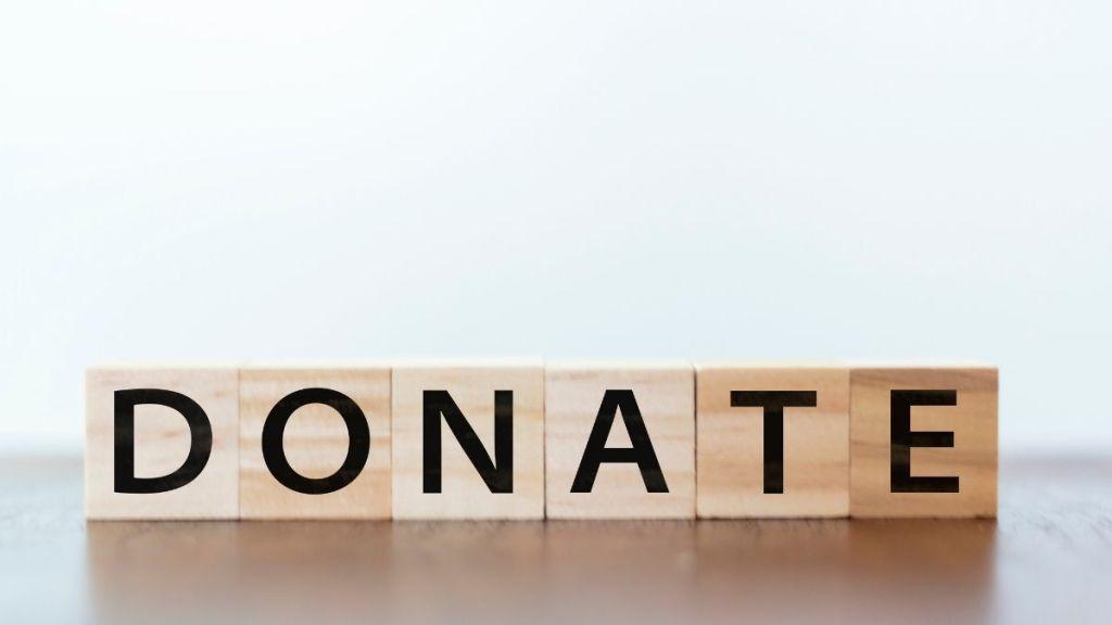 Inhabitr Donate Furniture