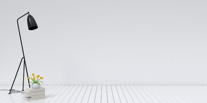 Inhabitr_Floor Lamp
