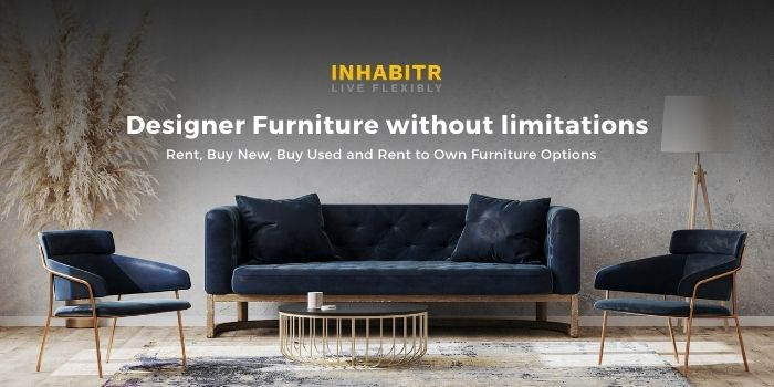 Inhabitr Furniture Rental