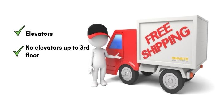 Inhabitr_ Free delivery terms & conditions