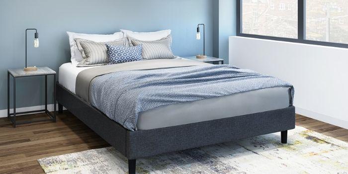 Inhabitr_Powell Bedroom Set