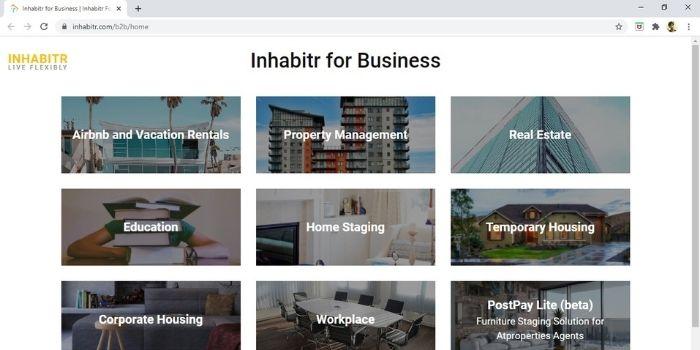 Inhabitr For Business