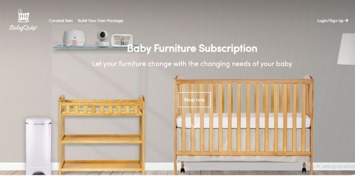 Inhabitr_Baby Furniture Subscription