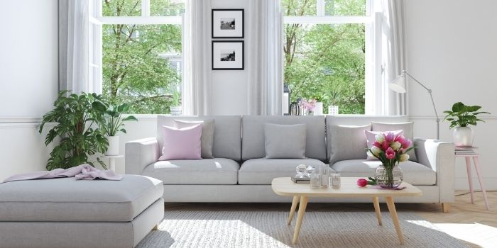Inhabitr Living Room