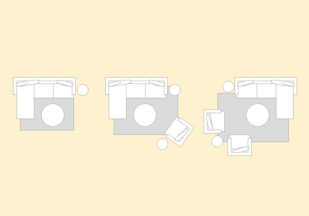Inhabitr_Sectional Sofa Layouts