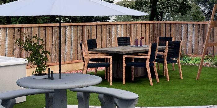 Inhabitr_Design a pleasant dining corner