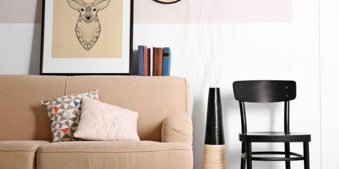Inhabitr_Flushing furniture against the wall
